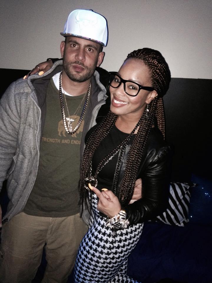 Shout out to @DJDRAMA for kickin' it w/ ya girl last night.. Definitely a dope moment!!   @ShayStarDOTcom   @MP3Waxx http://t.co/gIx1Sh73Uz