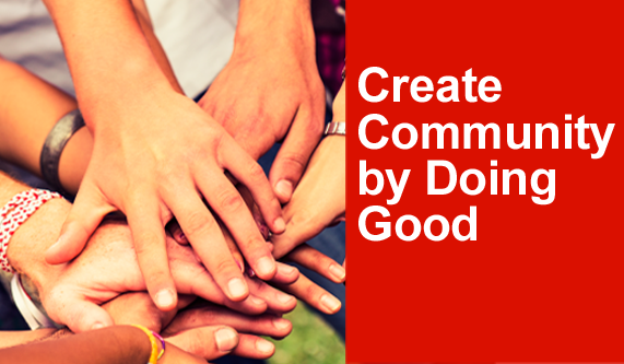 Nothing changes a community for the better like #volunteering. http://t.co/y9QUQ9T2we  #CreatetheGood http://t.co/G8QcdzsiaL