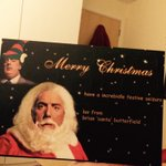 RT @emmadhodges: Nothing says Christmas like a @MrBButterfield advent calendar @serafinowicz http://t.co/6ChdtAk2jB