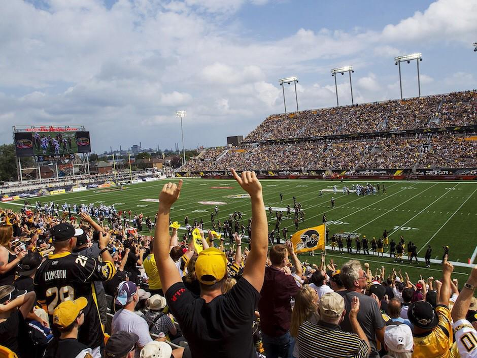 We didn't get the ending we were hoping for, but thank you for your incredible support this season TigerTown! #Ticats http://t.co/HU2Ql1yJa5