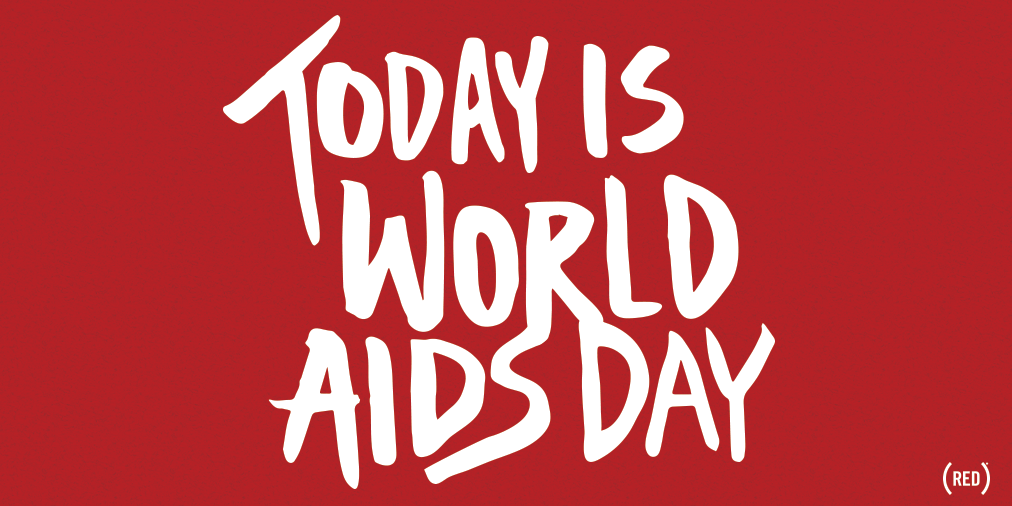 TODAY IS WORLD AIDS DAY.  We can deliver the first AIDS FREE GENERATION in over 30 years. Let's #endAIDS. http://t.co/fblUTpRE2n