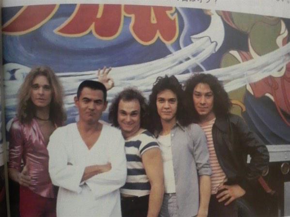 Van Halen ヴァン・ヘイレンYouTube動画>12本 ニコニコ動画>1本 ->画像>18枚