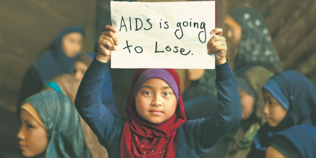 An estimated 35M people are living w/ #HIV worldwide. On Dec. 1, World AIDS Day, we believe #AIDSWillLose. http://t.co/O2cdLIlVF3