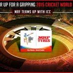 Thrilled to hear that @MRFWorldwide are now @ICC's Global Partners! Follow updates at   http://t.co/Mk95WAyCwh