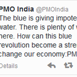 RT @Badass_Indian: Hahaha. Epic @PMOIndia ! Why delete? http://t.co/8JvHfdmsDE