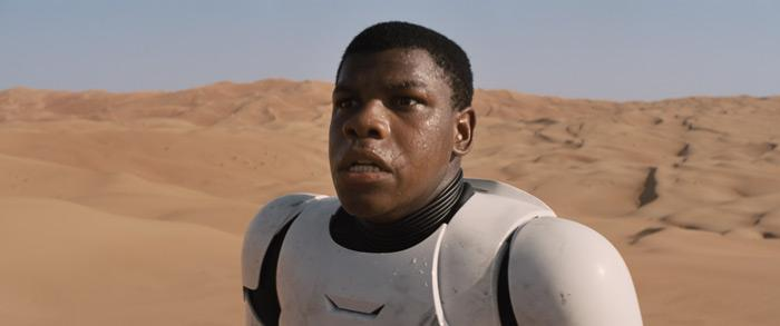 "ICYMI: #TheForceAwakens' star John Boyega tells racist fans to ""get used to it."" http://t.co/7wmkA26LIf http://t.co/f6FphDj470"