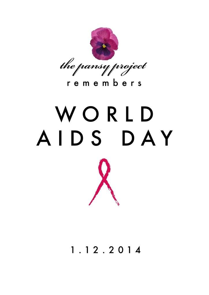 Remembering all those affected by HIV & AIDS on #WORLDAIDSDAY http://t.co/LA4316DPbc