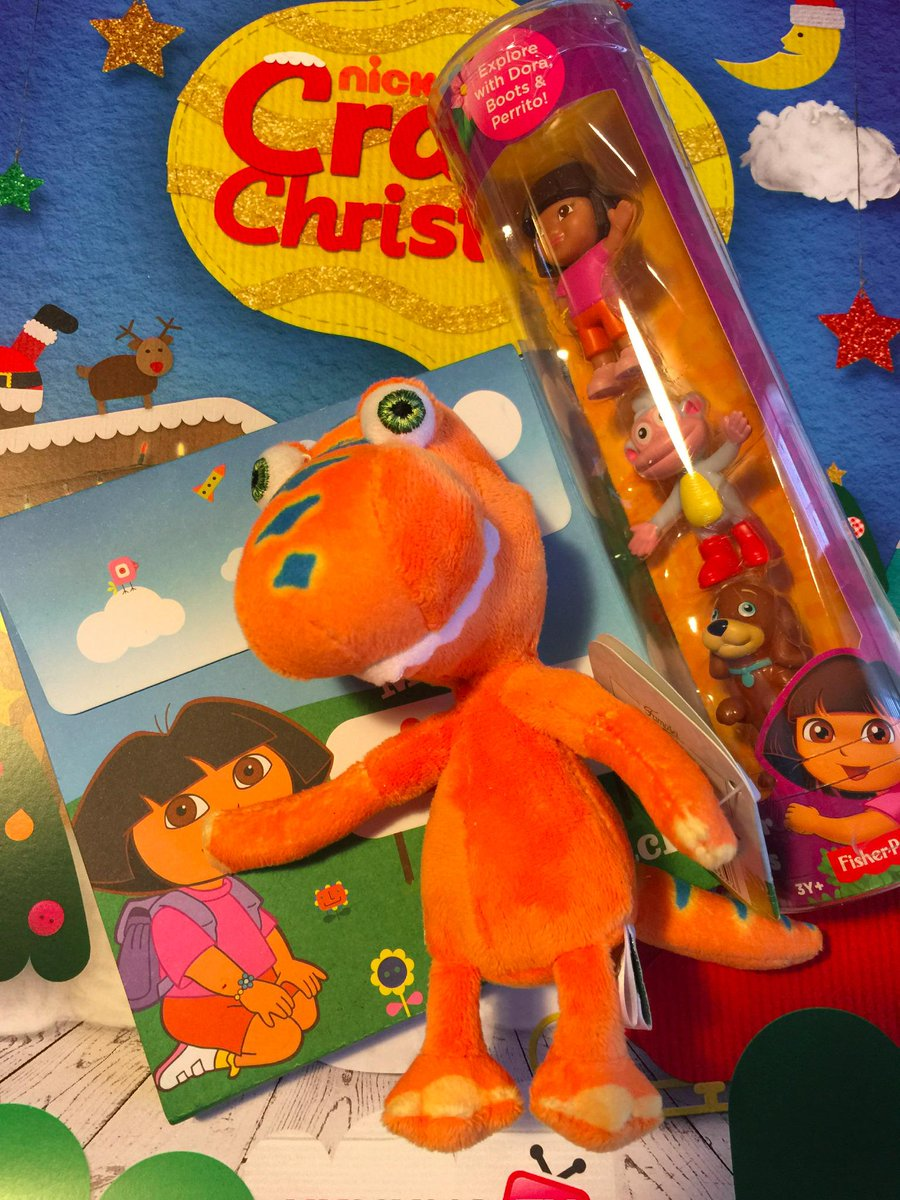 I have a toy bundle to be won during the #NickJrCraftmas twitter party. Just RT and FLW @gingerbread_mum to win. http://t.co/5gWL5gOSPo
