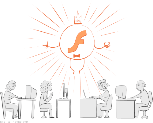 Good article about the State Of Animation in 2014 http://t.co/PoBw4LVklL #flash #animation #webdesign http://t.co/K0KLYiFabv