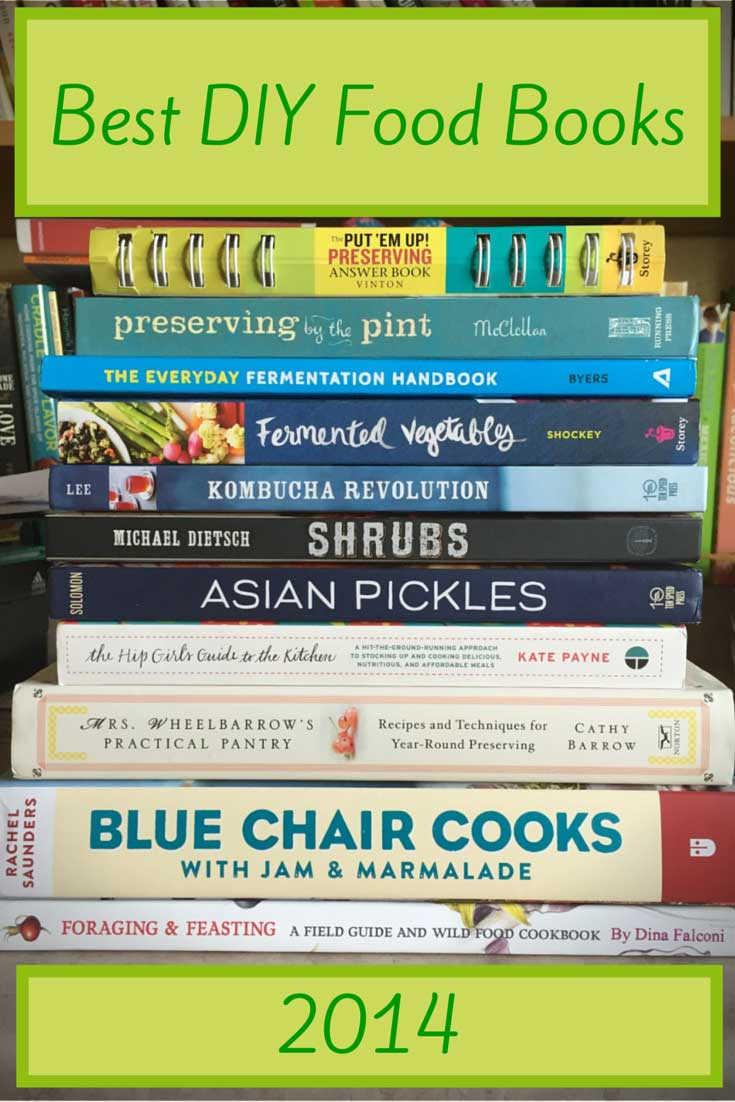 Holy mason jar, guys. This was the best year for DIY food books EVER. Here's our picks: http://t.co/qb9txxxX3f http://t.co/KoW2aw0bwF