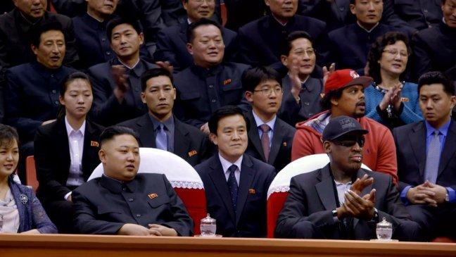 Slamdance: Dennis Rodman's North Korea Doc Among Films in 2015 Competition