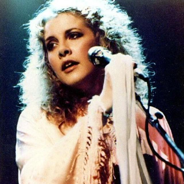 #TBT - July 7, 1983  Stevie on the Wild Heart Tour at Capitol Centre in Landover, MD http://t.co/ztVtF1UMaF