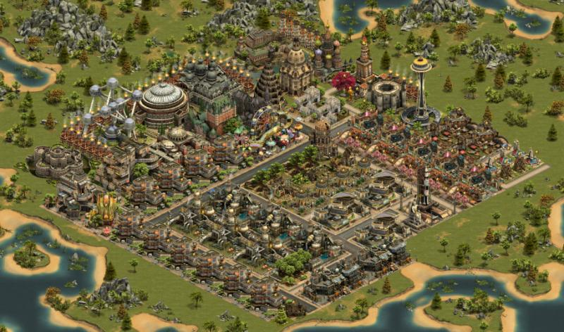 forge of empires how to get diamonds