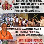 RT @ONeeti: @joshi_nikhil @vicky876 @Swamy39 Yes he stopping conversion that why he has targeted http://t.co/WH5UATHZsr