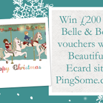 RT&Follow to win £200 of Belle and Boo vouchers from ecard website @pingsome - perfect for Christmas! http://t.co/fbxVC9TK4y