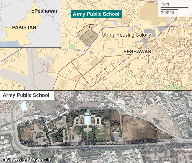 Colorado School Shooting Buzzfeed: Pakistan In Mourning Following Peshawar School Massacre