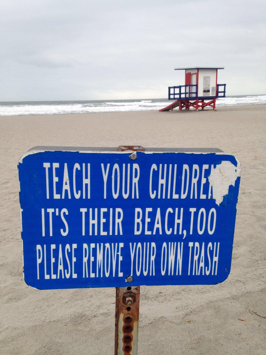 Teach your children it's their beach, park, yard, too #Green Take only memories, leave only footprints http://t.co/P6IKHd07No
