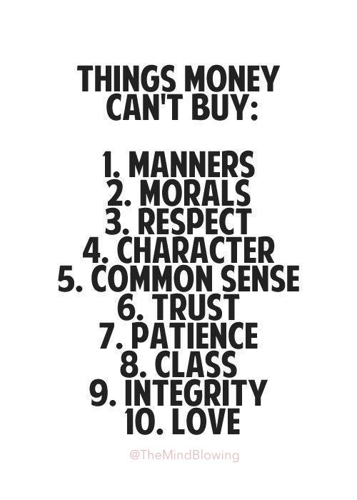 Things money can't buy: http://t.co/Fx2ymUhfFR