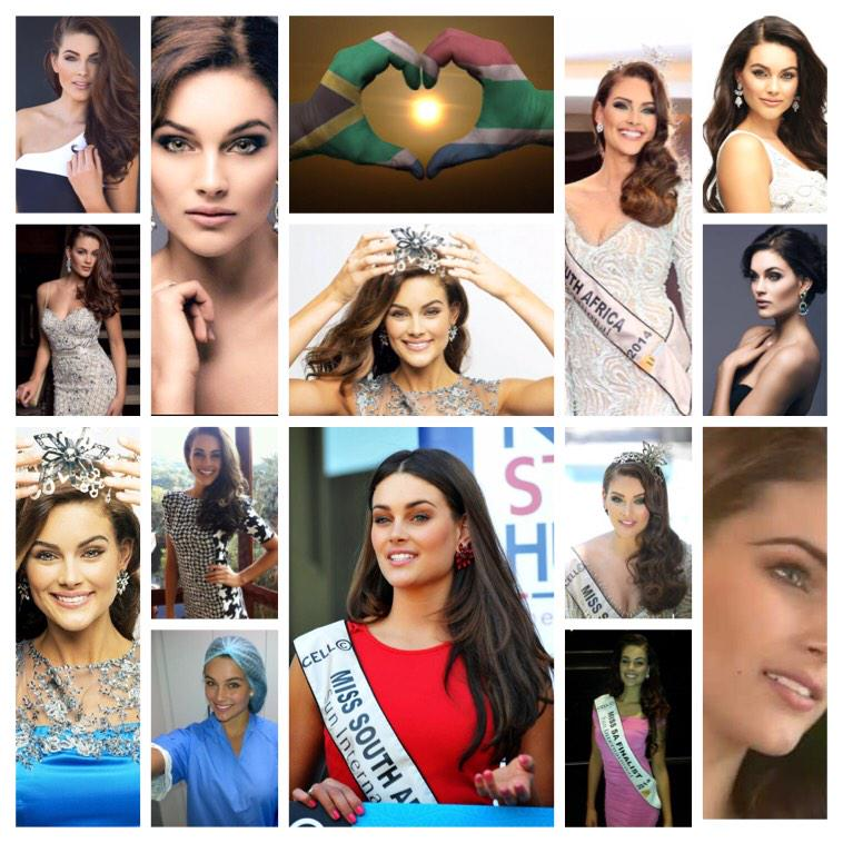 Congratulations @Abramjee RoleneStrauss @Official_MissSA YOU HAVE DONE US PROUD! SA LEADS THE WORLD! #MissWorld2014 http://t.co/Dt275236Zi