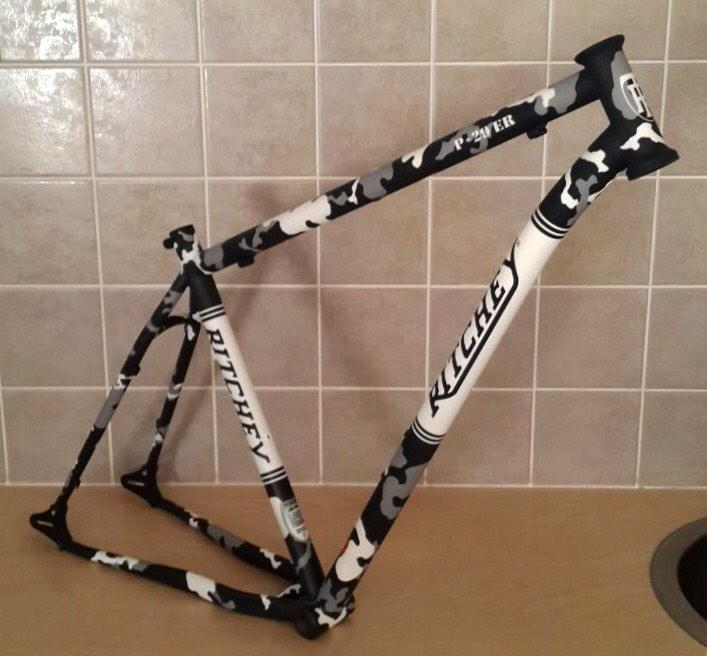 RAD! RT @AntonDangle: Another exciting @RitcheyLogic project that will be done soon @BICICLETTA_ZA http://t.co/SBMMHCHW5h
