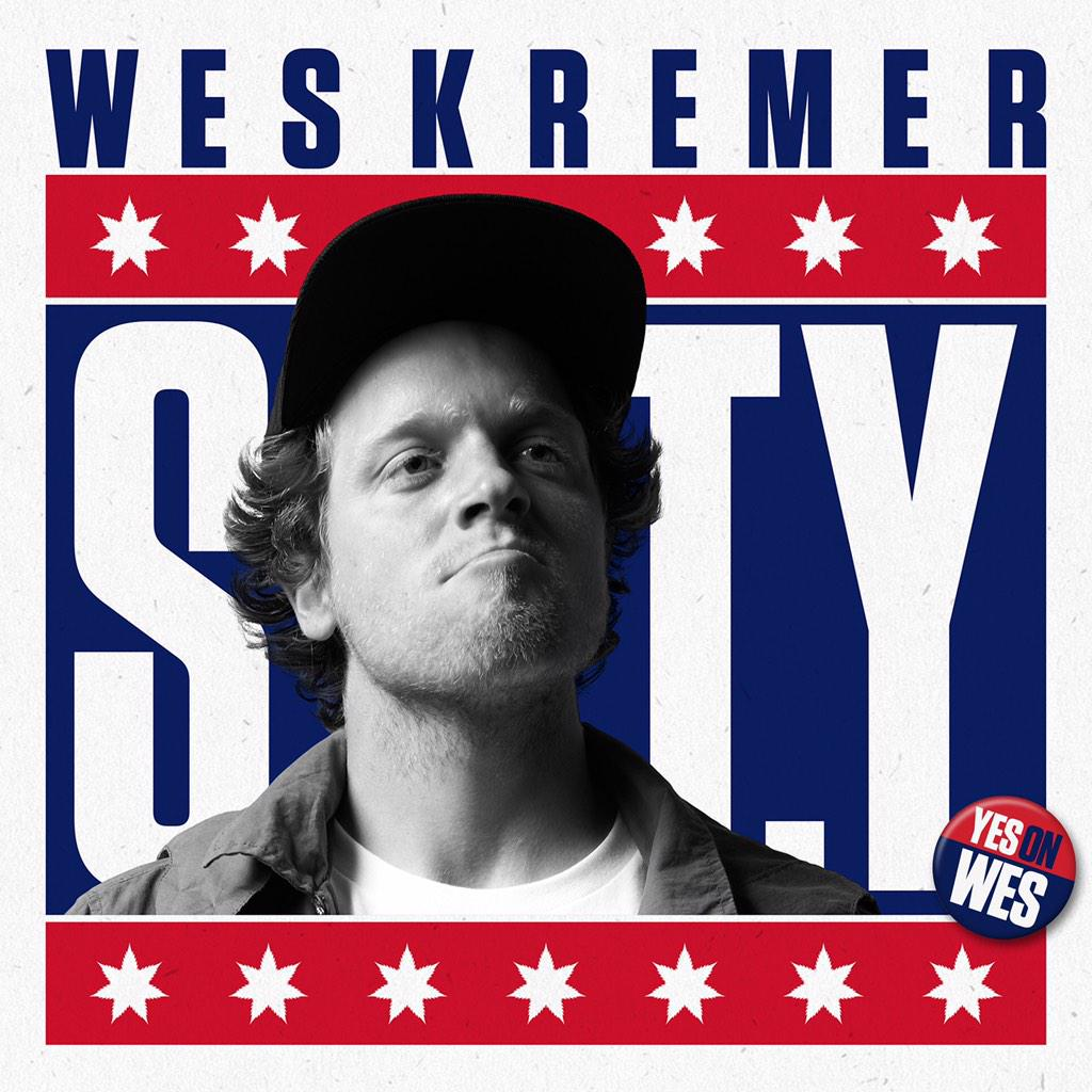 Congrats to #WesKremer @thrashermag's 2014 Skater Of the Year! http://t.co/iEVs7yaAvc