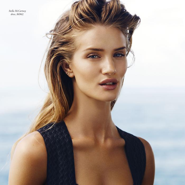 Love @rosiehw's beauty look? Shop the #ModelCo products used on the @BAZAARAustralia set now. http://t.co/eFcg6EWWar http://t.co/tYl1vTVsFD