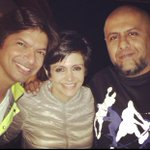 What an evening..! Great music and plenty of laughs with @singer_shaan and @VishalDadlani  #Fun http://t.co/iJzZaTcdKw