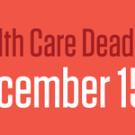 Tomorrow's deadline to #GetCovered for the new year is important: Don't miss it. http://t.co/JyK9eKqRyP