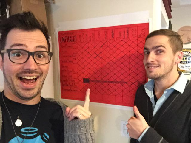 Ladies and Gents: The Happy Mistakes Acoustic album is officially done :) @HeffronDrive #HeffronDrive http://t.co/Rd6rIoKxBH