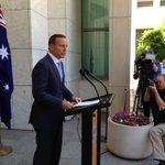 PM Abbott: This is a very disturbing incident. #sydneysiege #sydneysiege http://t.co/jx0BIBNKXg