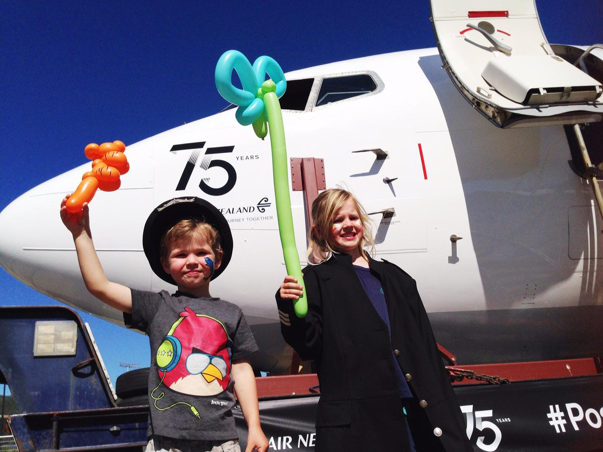 Spotted our 737 nose on its roadie? Take a snap & share it with PoseWithNose to be in to win!