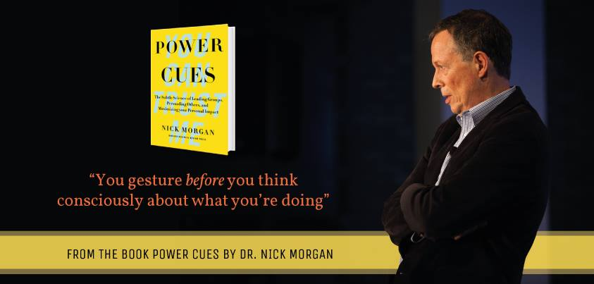 Power Cues by @DrNickMorgan Get Your Copy: http://t.co/qb08BAhyyV http://t.co/Z6aIGZPhRp