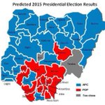 Interesting prediction on the outcome of the 2015 Presidential Election.The odds are in favor of Buhari & APC. #GMB15 http://t.co/eWGp3TaVxI