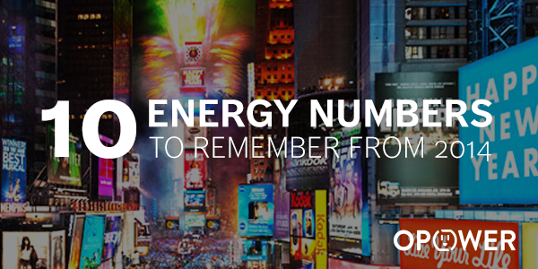 As 2014 comes to a close, 10 stats tell the year's biggest energy stories: http://t.co/WeU704gbUX http://t.co/u7J5H5jWYM