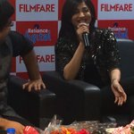 RT @filmfare: Exclusive picture of @shrutihaasan at the Reliance Digital meet and greet with fans in Hyderabad. http://t.co/EDghWgAyRc