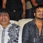 RT @priya_tv9: A pic Of @HeroManoj1 with #Chakri garu....