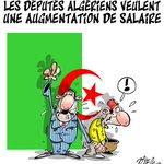 Les députés veulent monnayer cher Leur Complicité avec le Pouvoir Contre Le Peuple #Algérie http://t.co/22NWGEhsl2 … http://t.co/1OOjEwPe9J