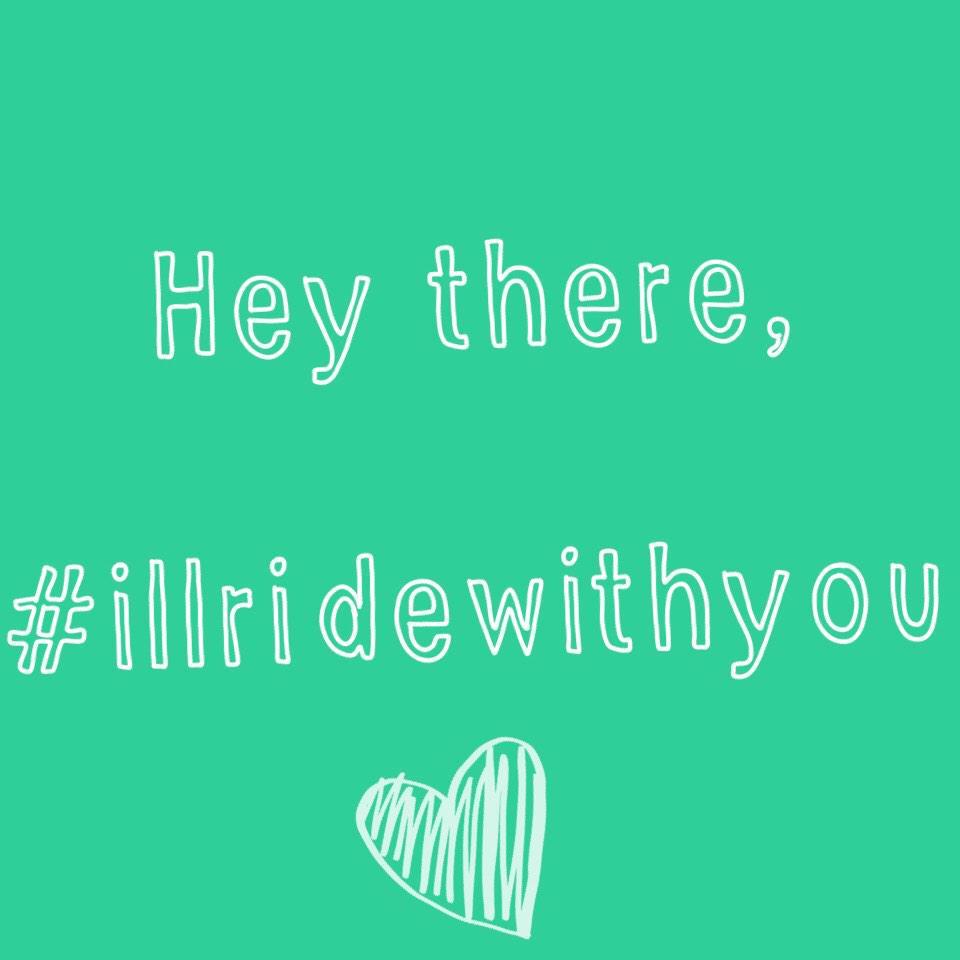 When you respond instead of react. #illridewithyou http://t.co/LIOEEKJHfc