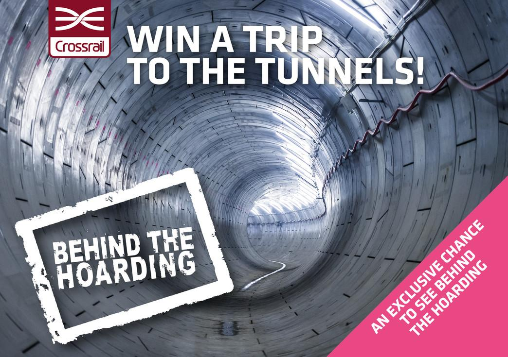 Enter our #tunnelselfie competition for your chance to win a tour of a #Crossrail tunnel http://t.co/PwIaMfiR8A http://t.co/wsmwO9BNNT