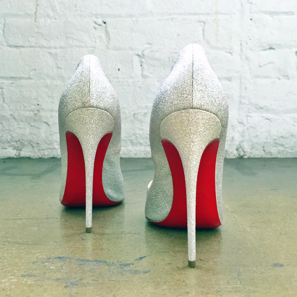 Monday sparkles with @LouboutinWorld on our @Instagram right now: http://t.co/12eXVkSH7v http://t.co/alab65zEUK
