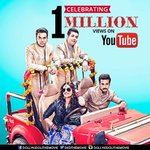 1 million views on youtube !!! Thanks for the overwhelming response for the trailer of #DKD... http://t.co/81NpNJnei6 http://t.co/Sl4FdPKe1W