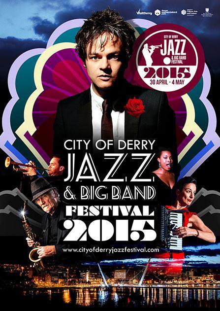 Just in: @jamiecullum to headline Derry Jazz & Big Band Festival 2015! http://t.co/anxdAGirZ8