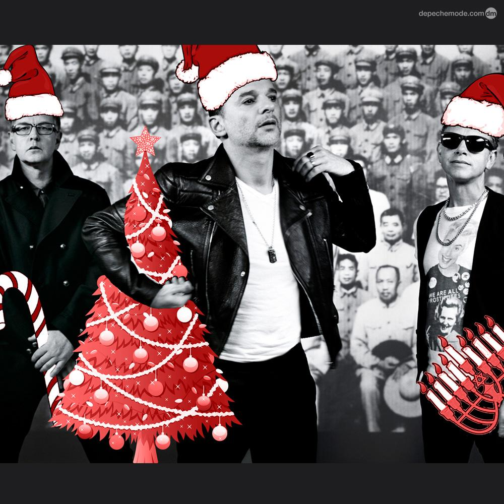 The Depeche Mode Christmas Card from 2013. http://t.co/eAHkFjFaoJ