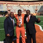"""""""@cecil__cherry3: PROUD TO ANNOUNCE MY COMMITMENT TO THE UNIVERSITY OF TEXAS ???????????? #HookEm http://t.co/blhR5hmrLW"""" #Letsride #HookEm ????????"""