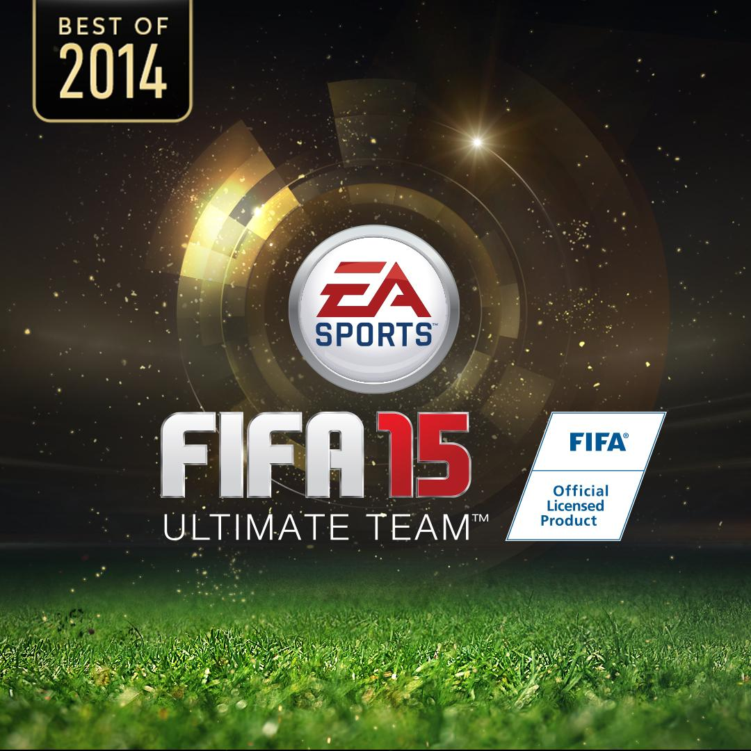 FIFA 15 UT earns @AppStore Best of 2014 for iPad! #AppStore2014 http://t.co/vbpSBl3xR1