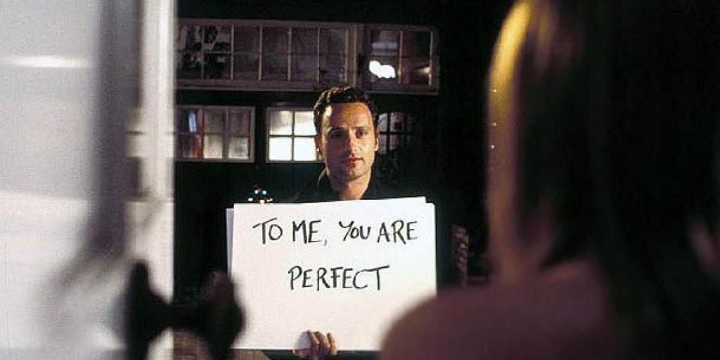 Voilà RT @emilielopez: La plus belle déclaration d'amour du cinéma ... #LoveActually http://t.co/JqyGav01MQ