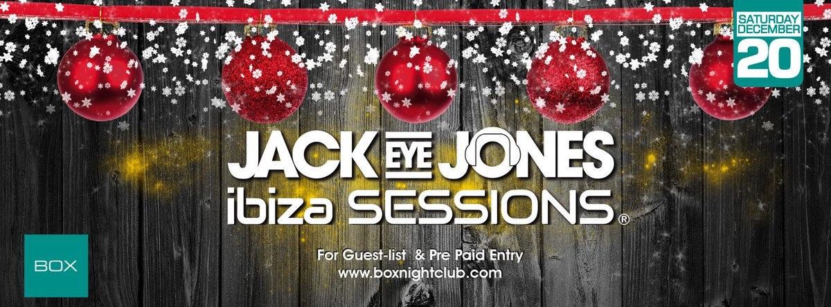 Retweet For a Weetreat ™  BoxRox Xmas party! Sat 20th   @jackeyejones  Win Free Entry for 4 People & Bottle of Bubbly http://t.co/e6JzOjLLnT