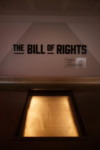 Starting today, you can see an original Bill of Rights in our new exhibition! #NCCBillofRights http://t.co/etgI86yJ6O http://t.co/upcvl1o9oa