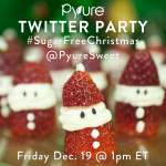 #PYURE #ANNOUNCEMENT | Stay Tuned for Our End-Of-The-Year #TwitterParty !! #Friday #December 19th @ 1pm #PRIZES http://t.co/NVVMMPtllL