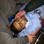 الشهيد محمود عدوان الصوص ٢١عام الذي سقط بنيران الإحتلال في مخيم قلنديا فجر اليوم http://t.co/ar1uRZUwQ6